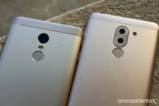 Xiaomi Redmi Note 4 vs. Чест 6X