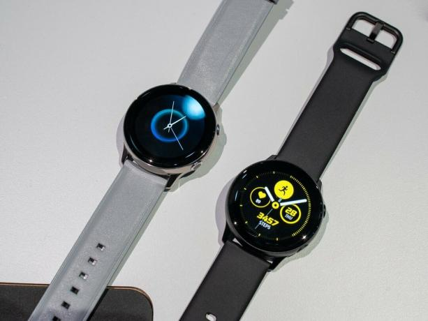 Estas correas Galaxy Watch Active le darán una nueva vida a tu wearable