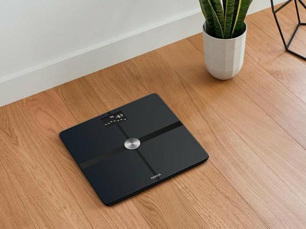 Inteligentná váha Withings Body +