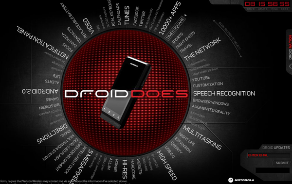 Droid ano