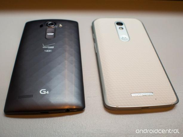 Droid Turbo 2 vs. LG G4