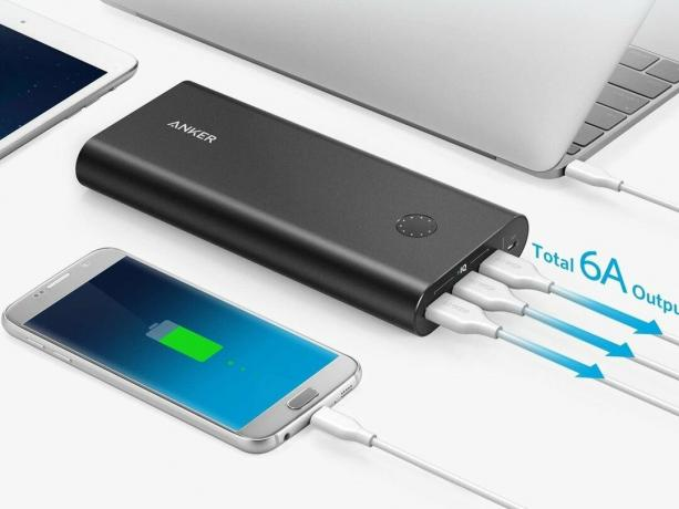 Anker PowerCore + 26800