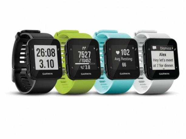 Garmin Forerunner 35 Press