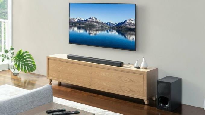 Sony HT-G700 Soundbar Lifestyle