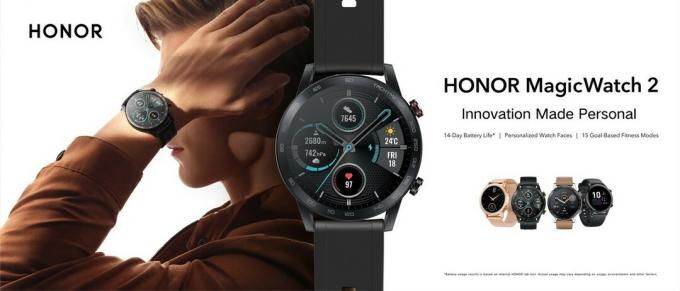 Пресс-релиз HONOR MagicWatch 2