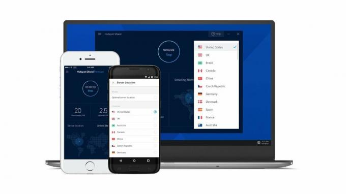 Hotspot Shield Multi Device